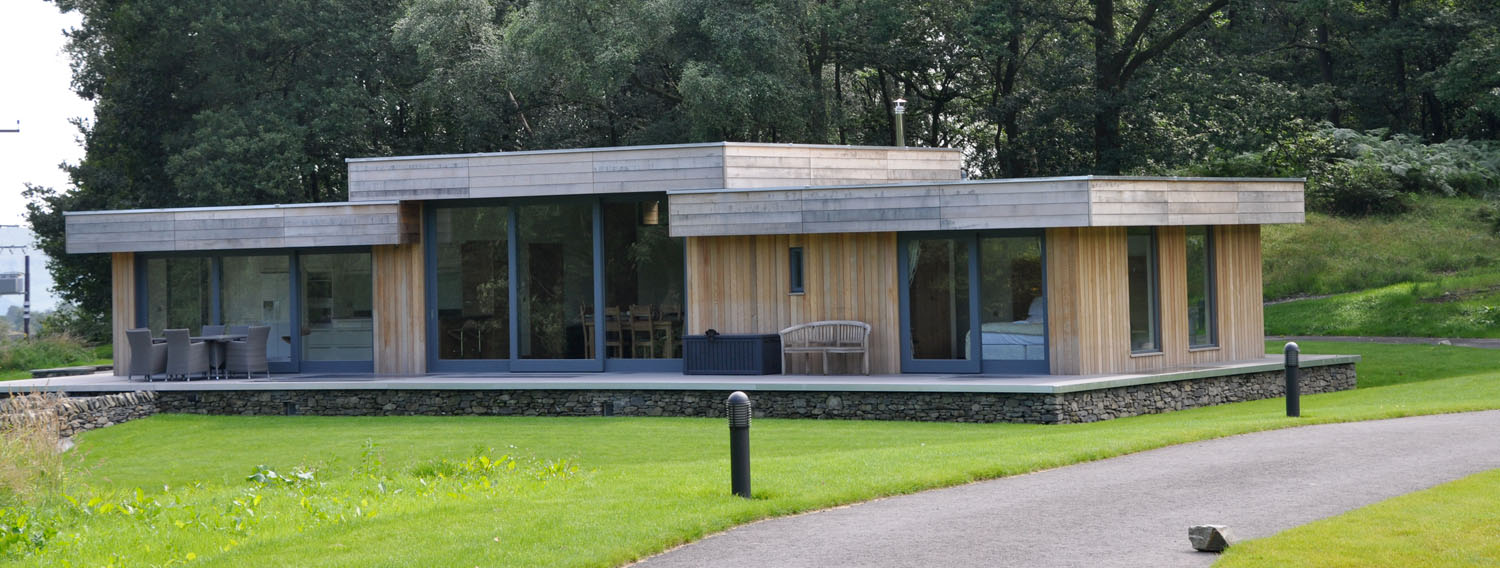 Neddy Cut Lake District holiday lodge